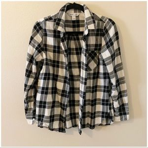 NEW Old Navy Classic Shirt Flannel